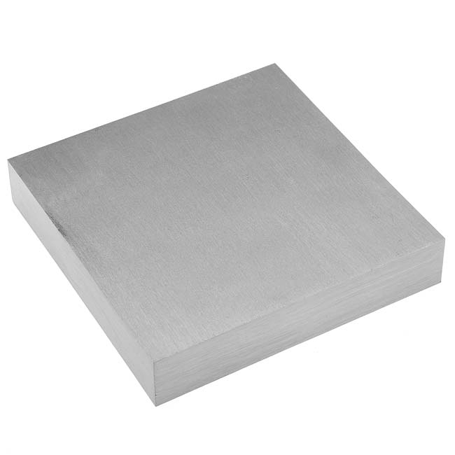 Solid Steel Bench Block - Wire Hardening and Wire Wrapping Tool