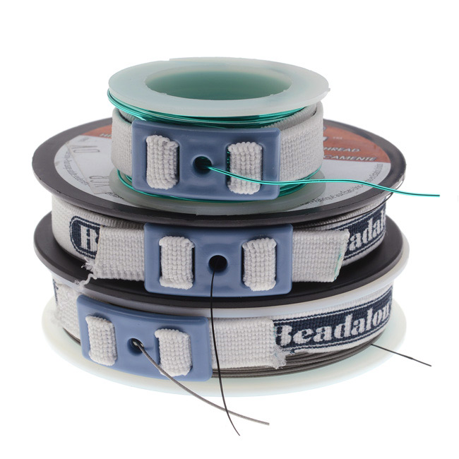 Beadalon Spool Tamer, Adjustable Wire Dispenser, 3 Pieces