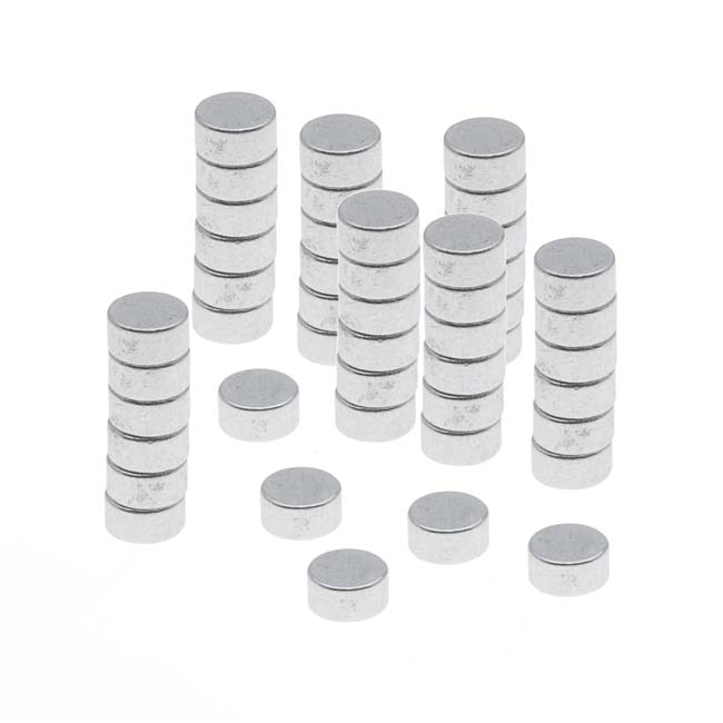 Neodymium Rare Earth Super Magnets, For Hobby Crafts 3x1.5mm (1/8x1/16