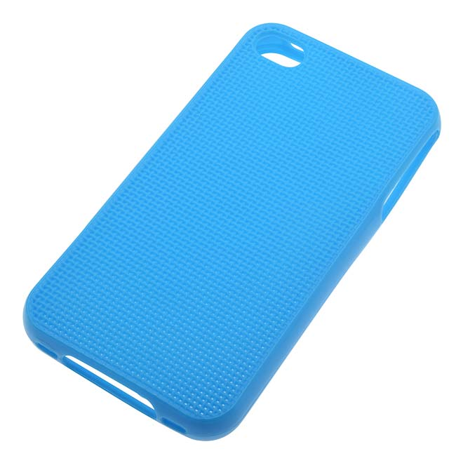 Final Sale - The Beadsmith BeadlePoint Stitchable Phone Case Fits iPhone 4/4S - Light Blue