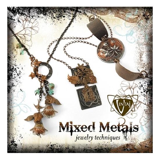 Vintaj Natural Brass Mixed Metals Jewelry Techniques Book
