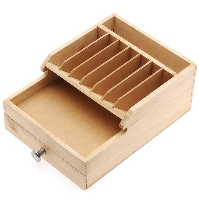 Caja de madera para herramientas cuentas con - Caja de herramientas precio ...