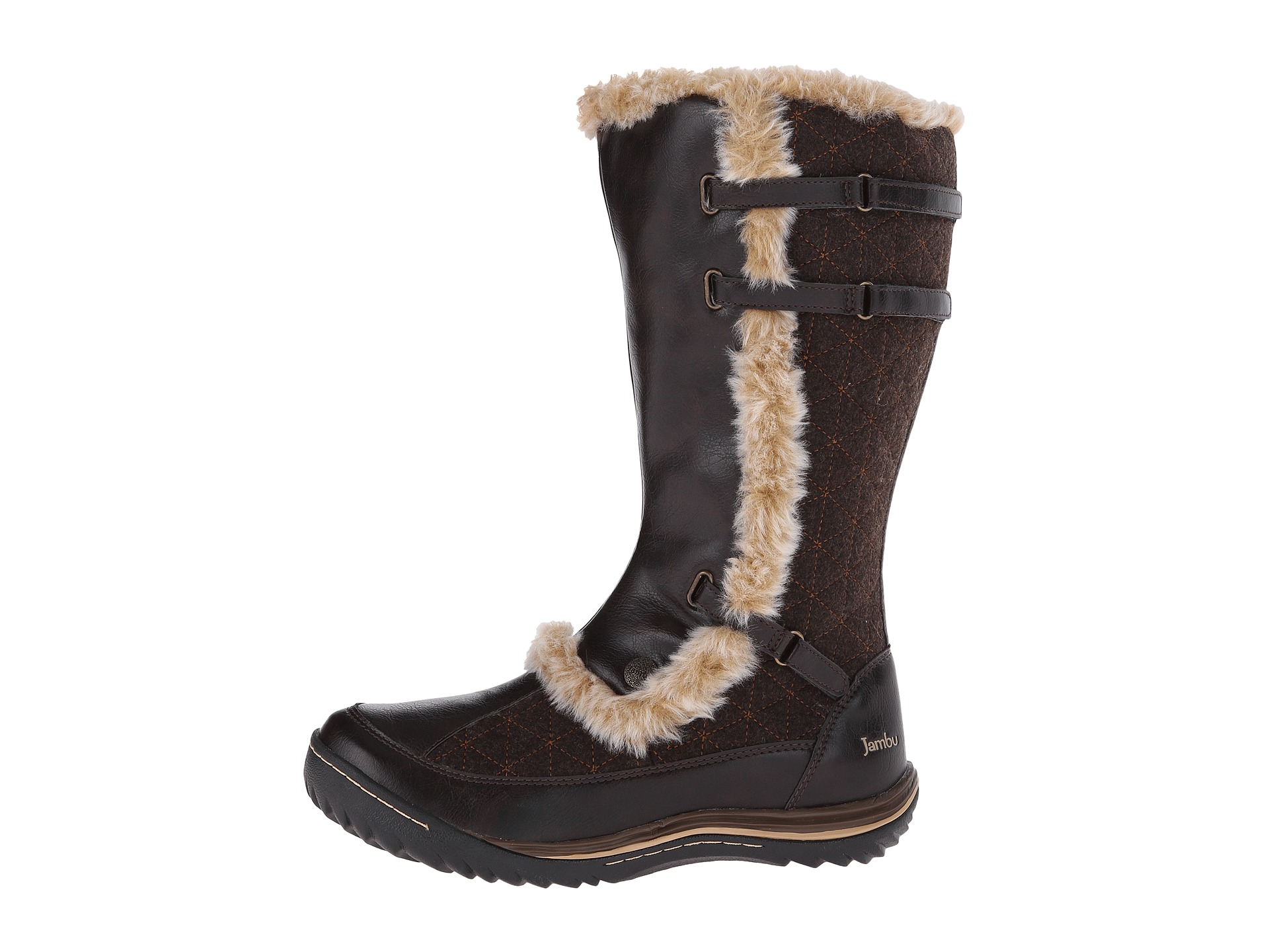 jambu s artic vegan snow boot brown ebay