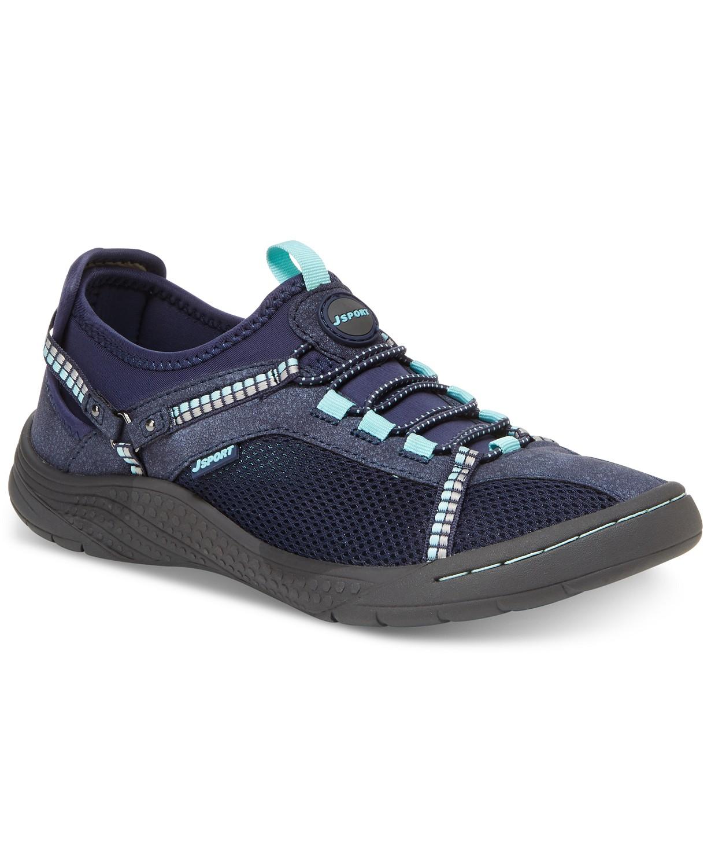 JSport by Jambu Women/'s TAHOE Encore Walking Shoe