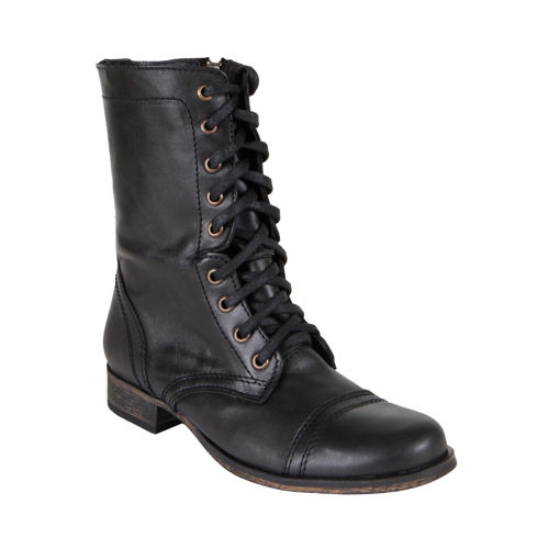 Steve-Madden-Women-039-s-Troopa-Ankle-Boot