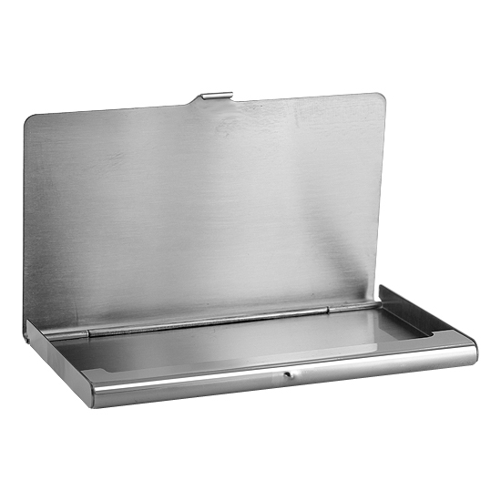Gem Avenue EN0008 .925 Silver Plated Plain Engravable Business Card Holder at Sears.com