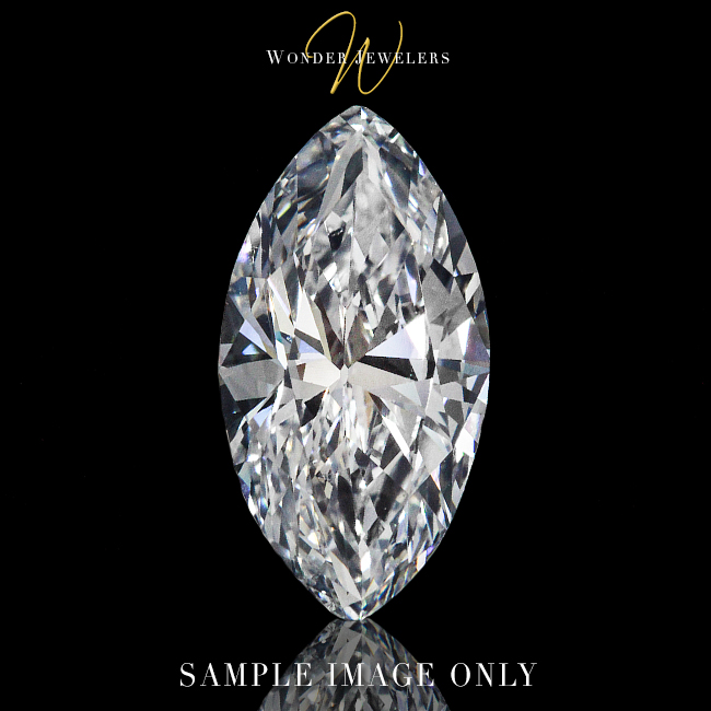 GIA Marquise Loose Diamond