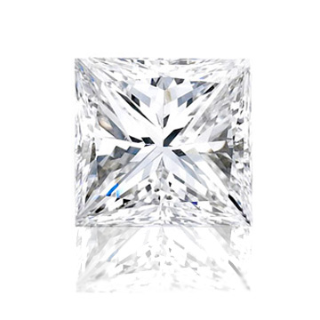 EGL Princess Loose Diamond
