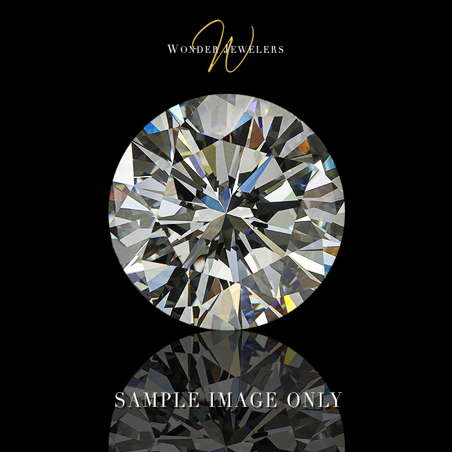 HRD Round Loose Diamond