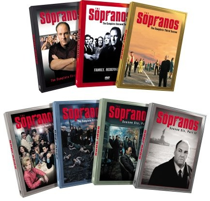 The Sopranos The Complete Seasons 1-6