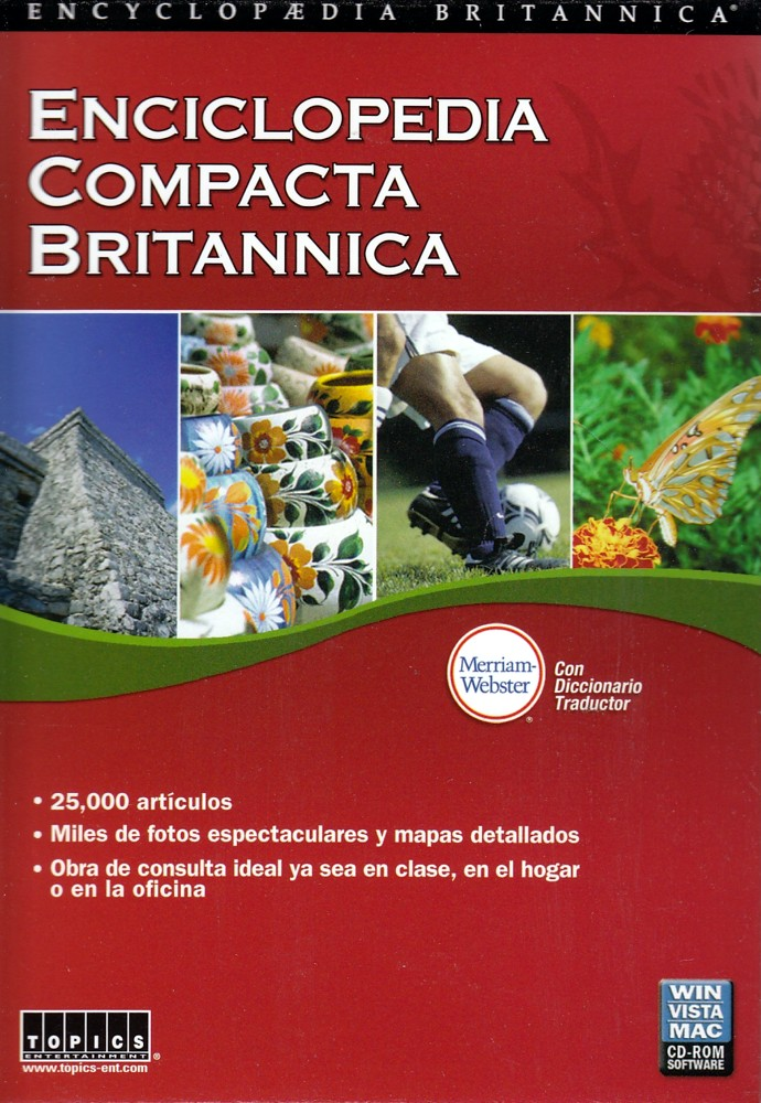pequeña enciclopedia compacta britanica