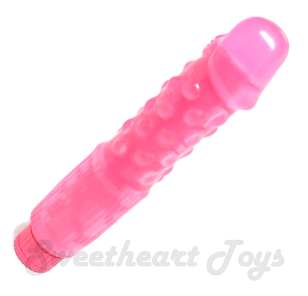 End powerful and intense waterproof vibrator