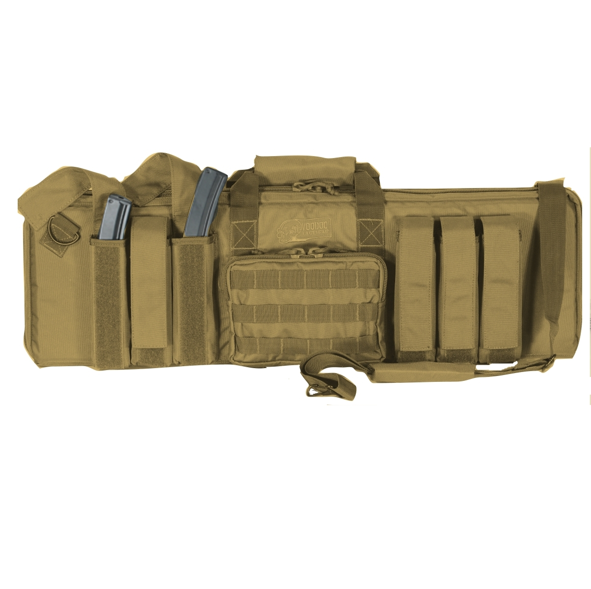 Voodoo Tactical 15-9658 MP5 30-Inch Subgun Padded Weapons Case, Coyote Tan at Sears.com