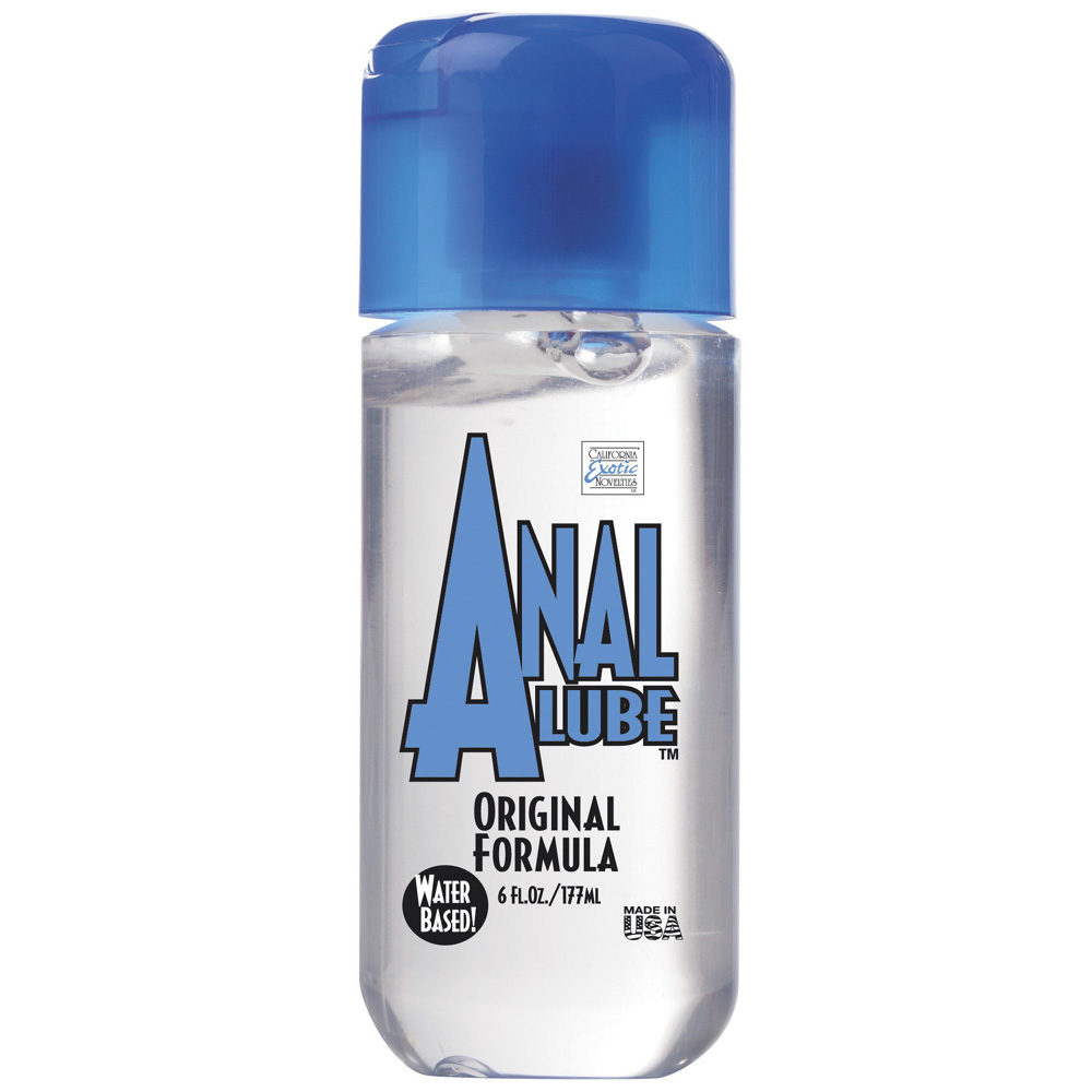 iems anal Household lubricant as