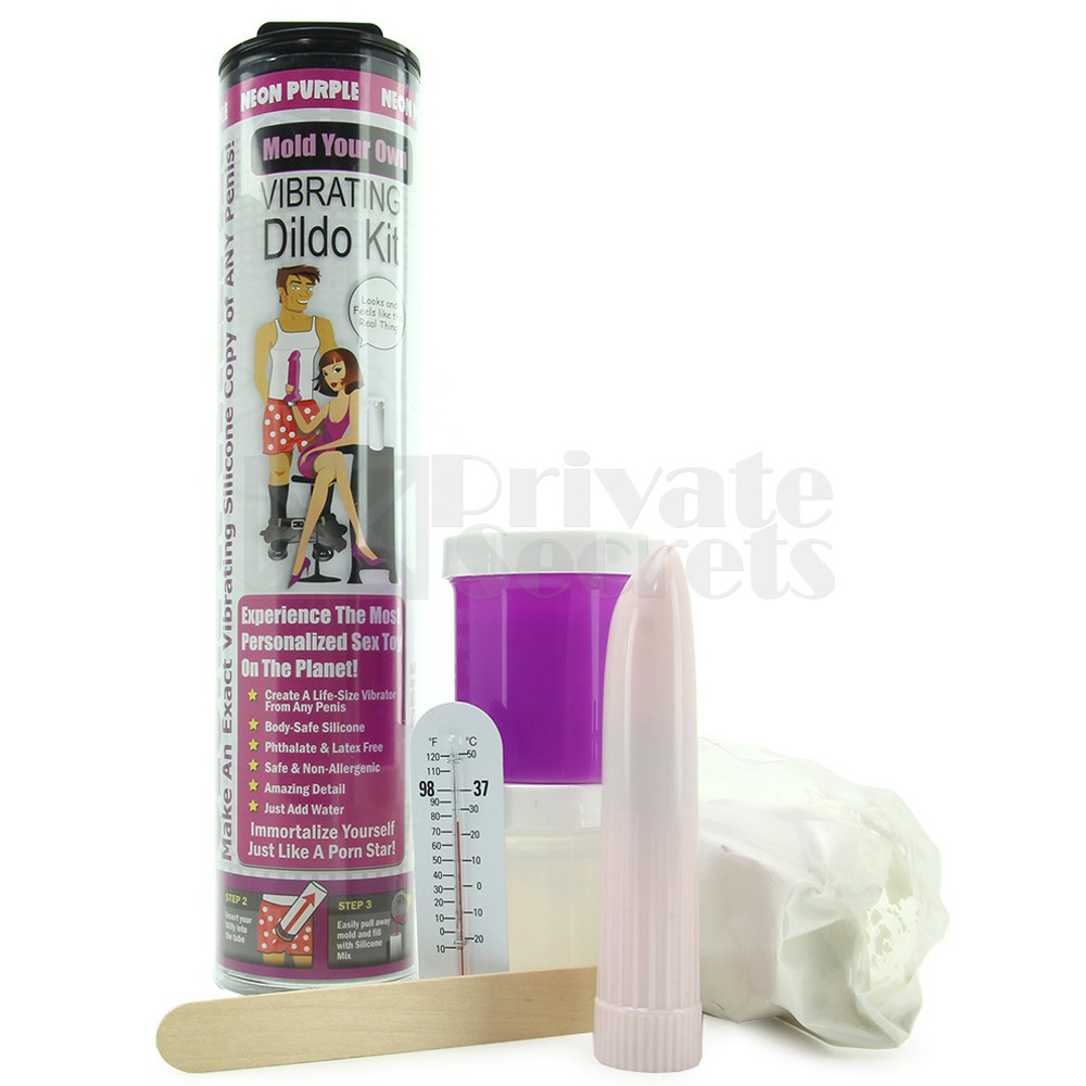 At Home Dildo Kit