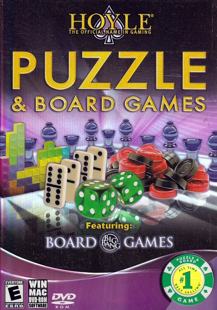 Hoyle 2013 Card Puzzle & Board Games Free Full Download