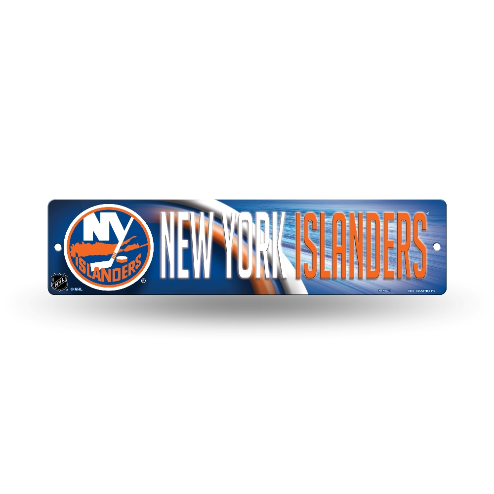 Man Cave Hockey Signs : Nhl teams officially licensed quot hockey street sign man