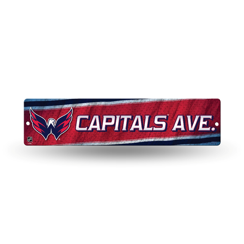 Sports Team Man Cave Signs : Nhl teams officially licensed quot hockey street sign man
