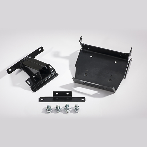 Yamaha oem front receiver hitch viking 2014 utv off road for Yamaha receiver accessories