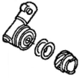 box assy honda 44800-my6-771