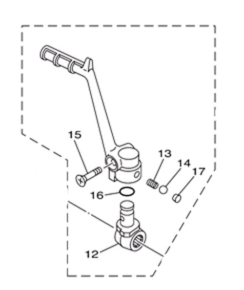 yamaha snowmobile parts diagram