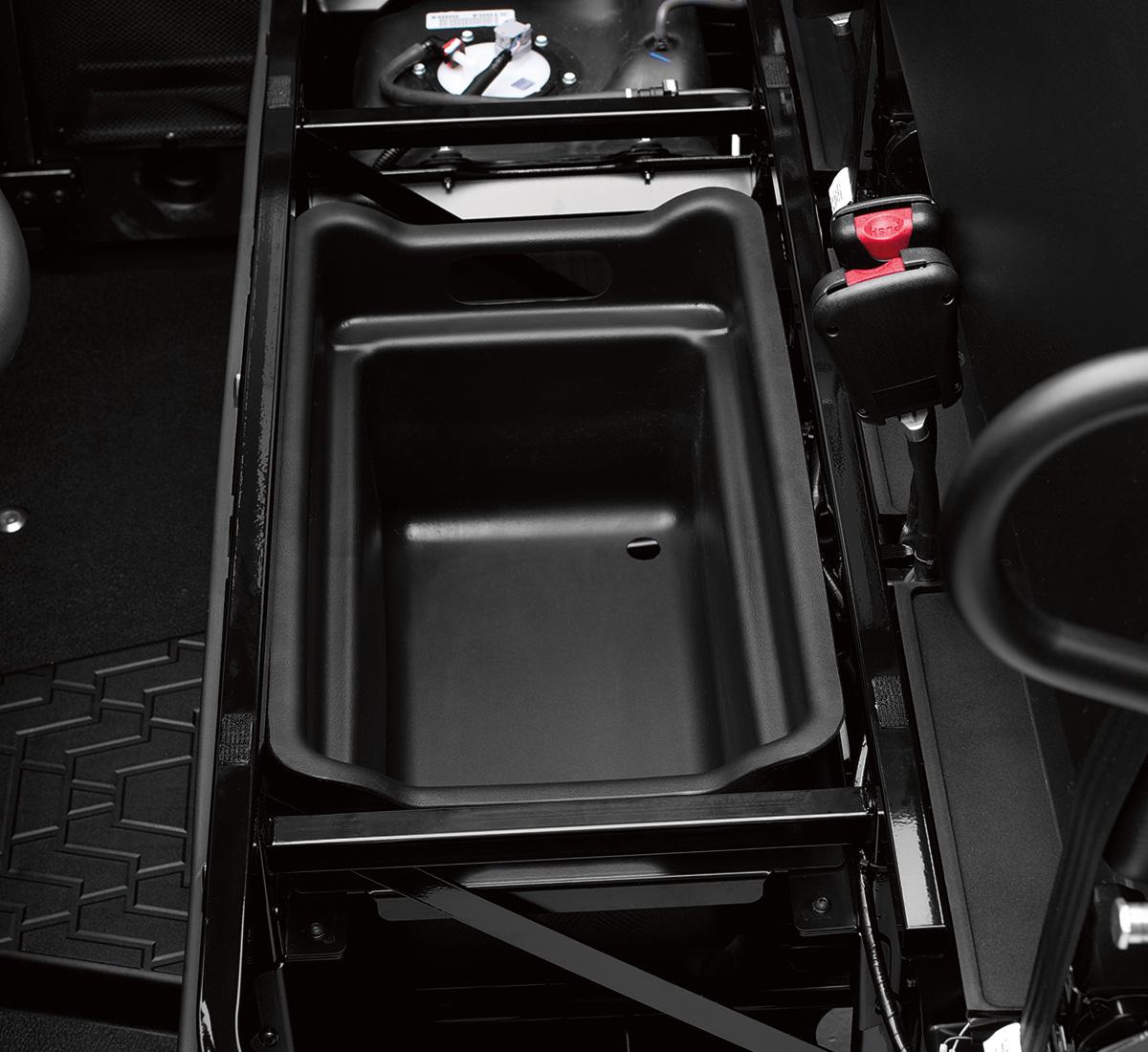 Kawasaki Mule Pro Fx Underseat Storage