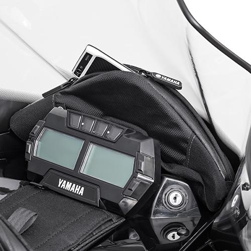Yamaha oem sr viper windshield bag for mid high for Yamaha sx viper windshield