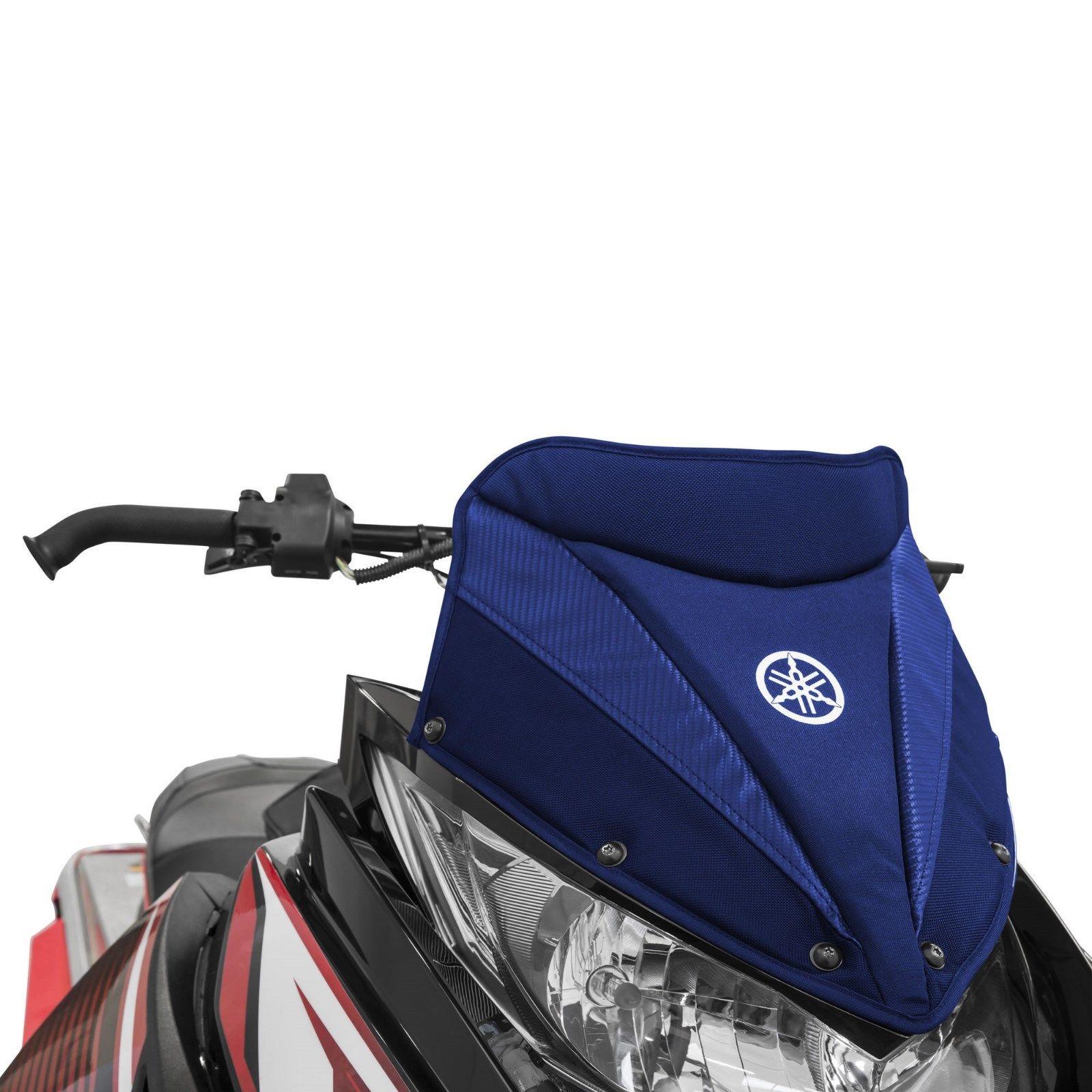 Yamaha sr viper flexible windshield blue 2015 sma 8kg96 00 for Yamaha sx viper windshield