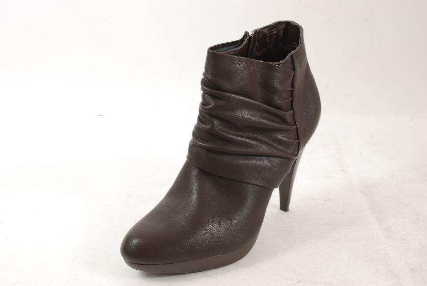 Style & Co Womens 0514MSU708 Black Synthetic Boots at Sears.com