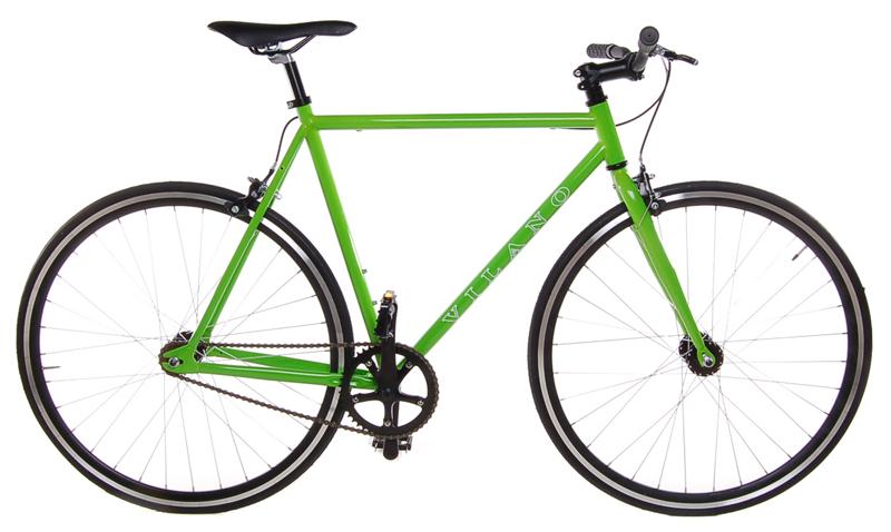 Vilano-Drift-Fixed-Gear-Bike-Single-Speed-Riser-Bar-Road-Bike