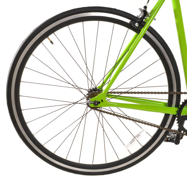 Super Sale Track Fixed Gear Bike Fixie Single Speed Road Bicycle Unbranded