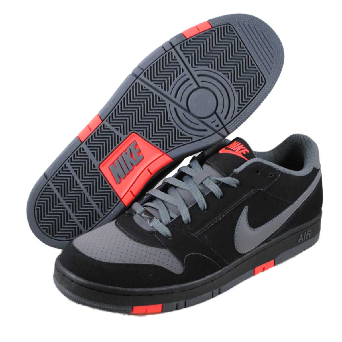 Nike Mens Air Prestige III Black fashion-sneakers at Sears.com