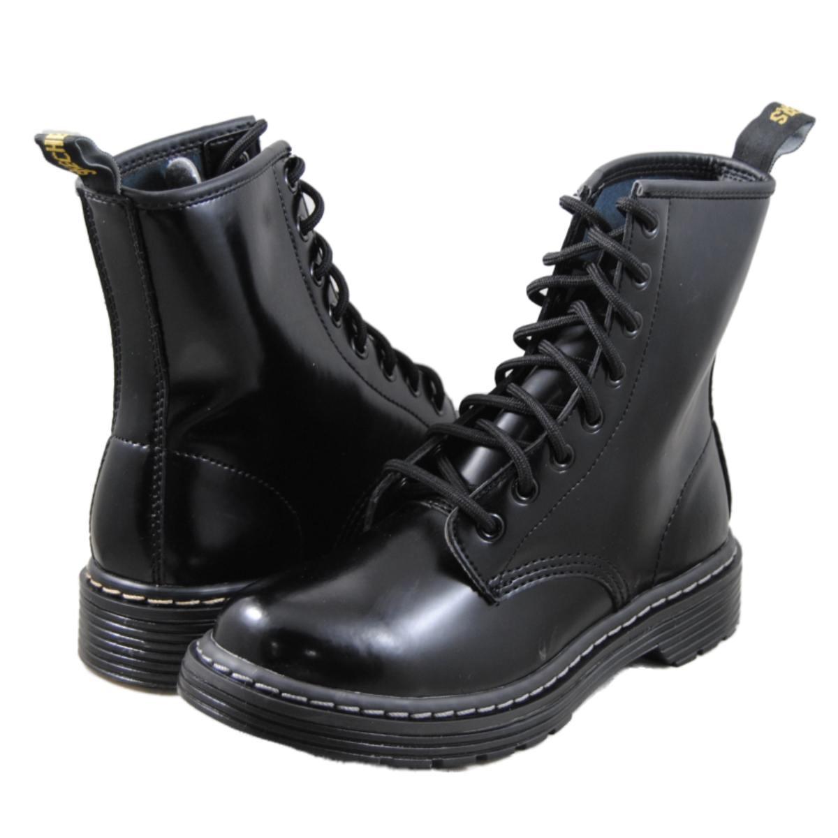 skechers womens thrash black boots 48445 bbk ebay