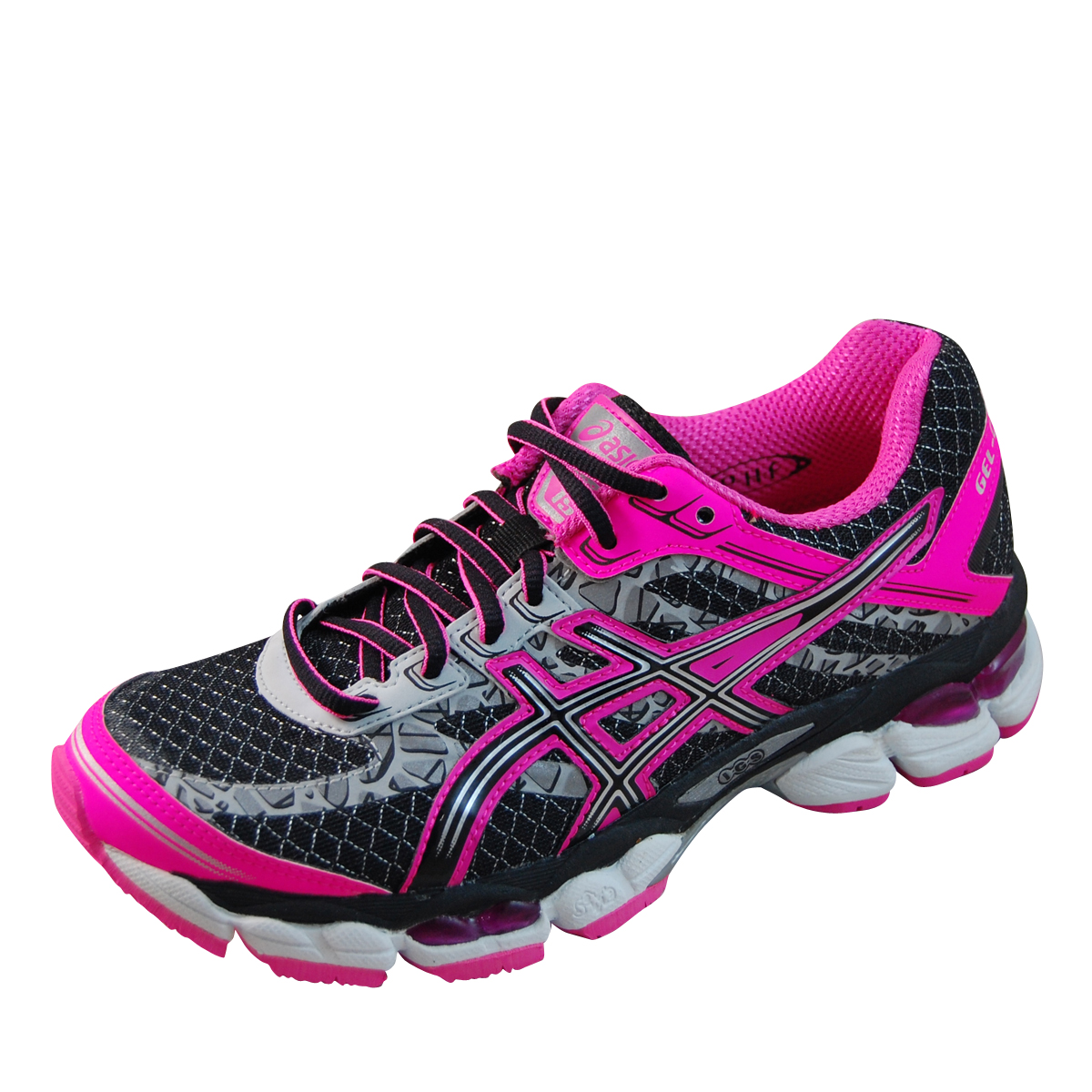 asics womens gel cumulus 15 lite show pink running shoes t3d5n 9099 ebay. Black Bedroom Furniture Sets. Home Design Ideas