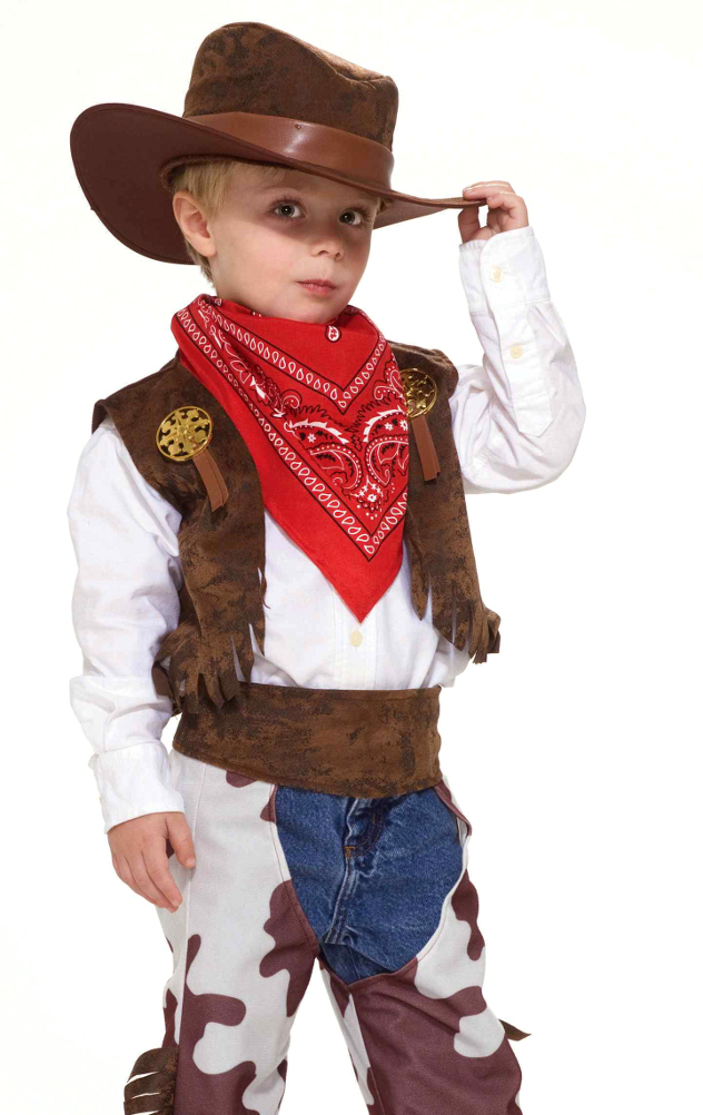 Forum Kids Western Rodeo Cowboy Boy Toddler Halloween Costume at Sears.com