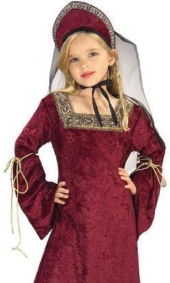 Rubie's Costume Co Girl Halloween Renaissance Fair Princess Lady Costume at Sears.com