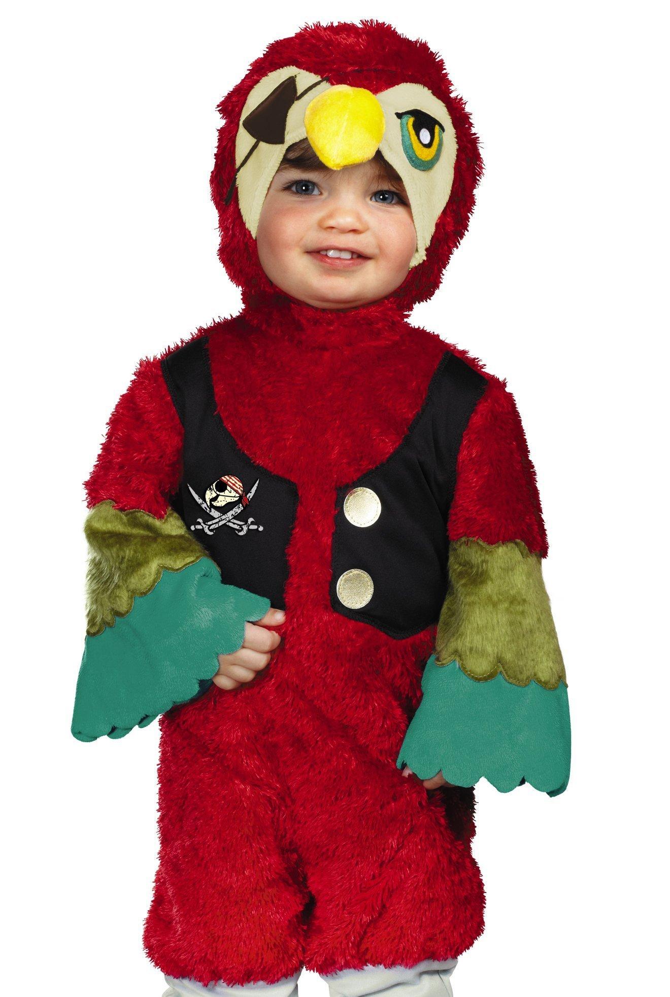 Kids Toddler Baby Pirate Parrot Cute Halloween Costume | eBay