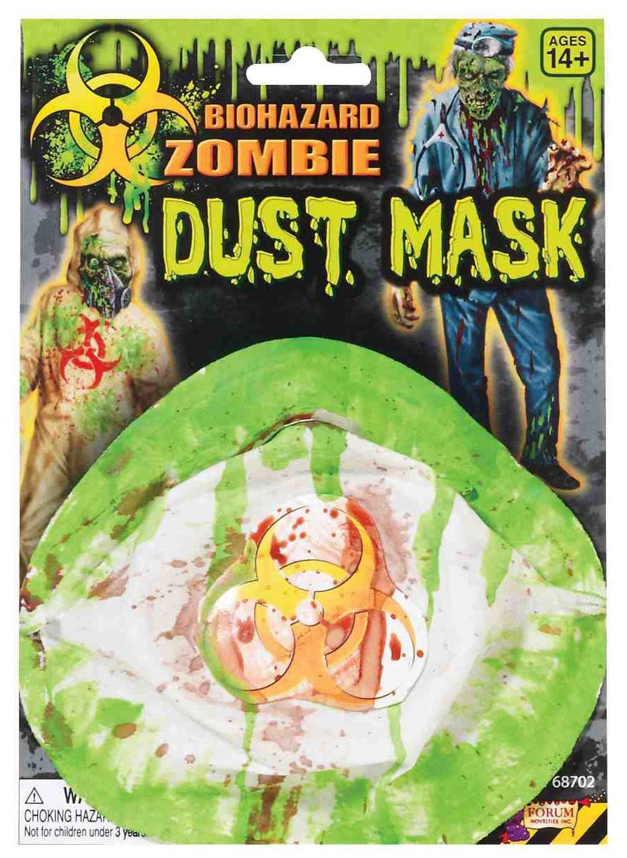Forum Scary Biohazard Mutant Zombie Halloween Costume Dust Mask at Sears.com