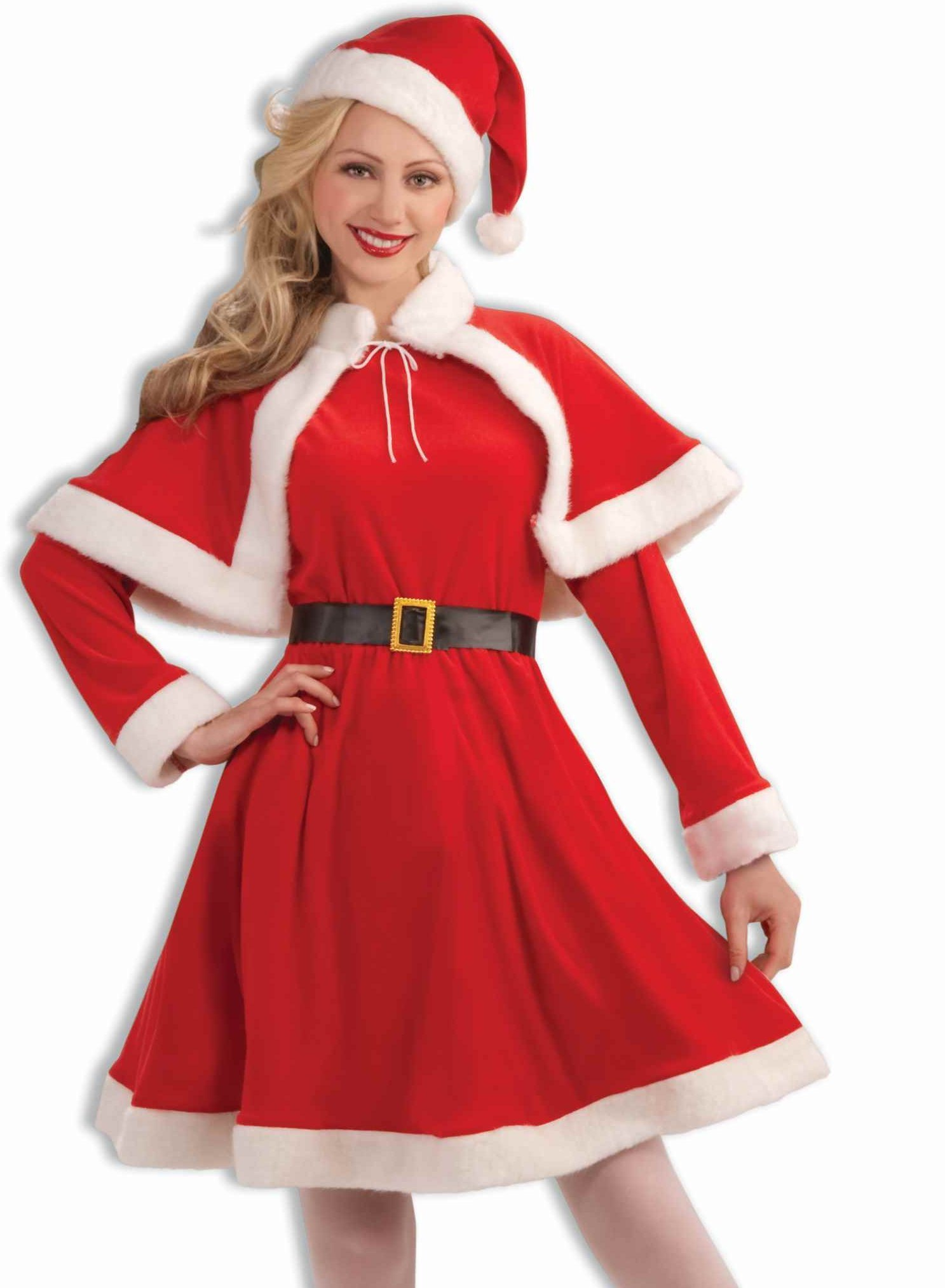 Forum Womens Mrs Santa Clause Outfit Adult Christmas Costume at Sears.com