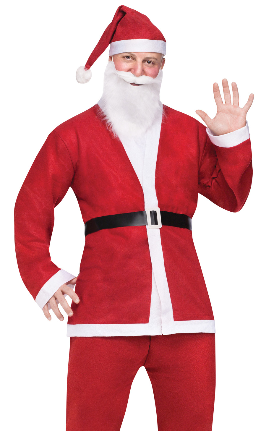 Fun World Costumes Adult Mens Funny Pub Crawl Santa Claus Christmas Costume at Sears.com