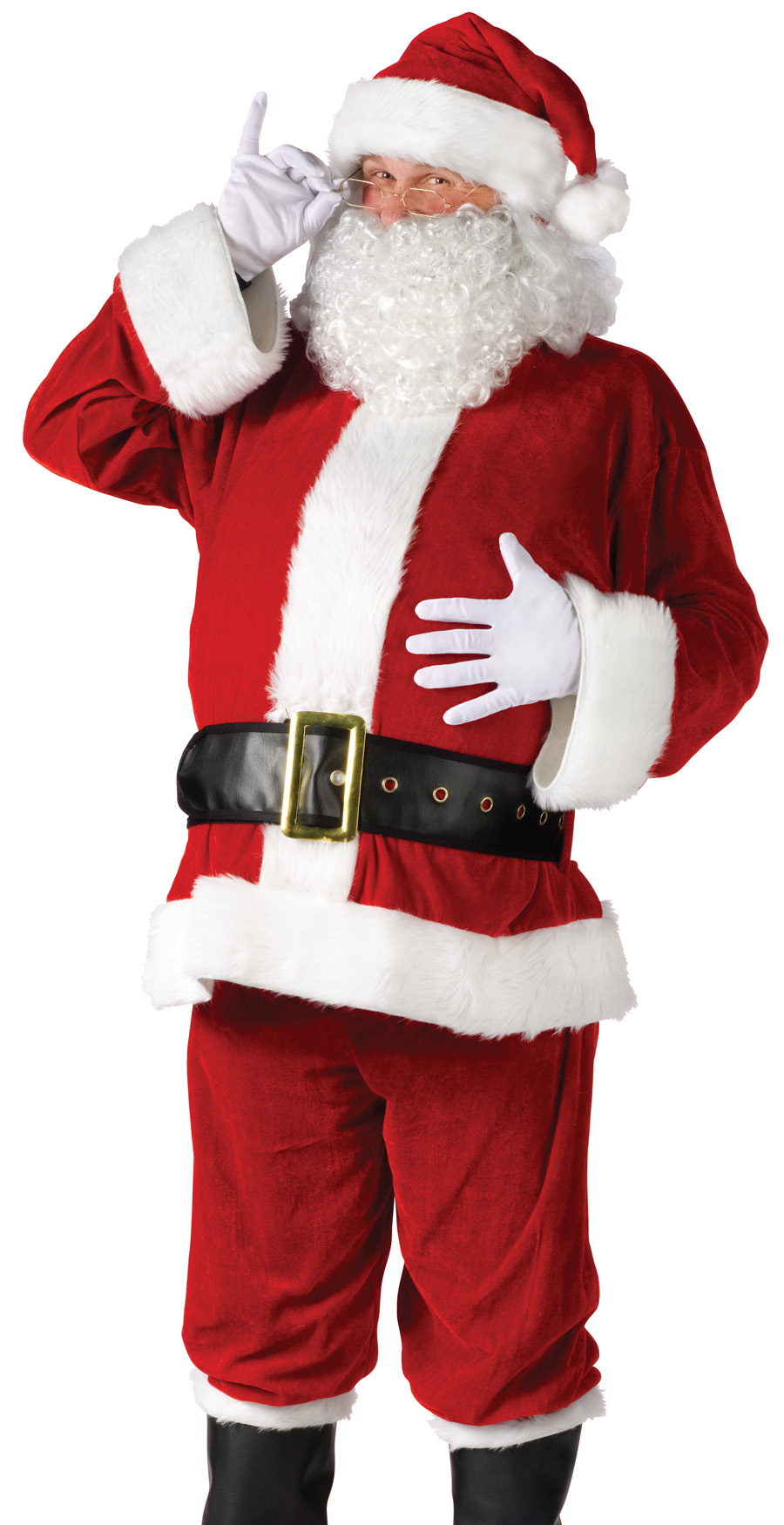 Fun World Costumes Adult Mens Classic Santa Claus Christmas Costume Set at Sears.com