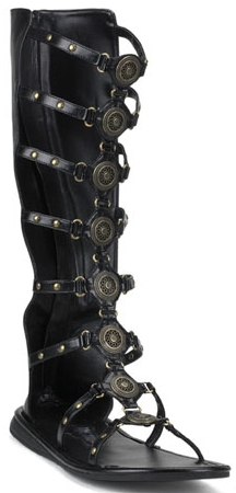 Pleaser New Men Gladiator Shoes Roman Warrior Costume Sandals at Sears.com