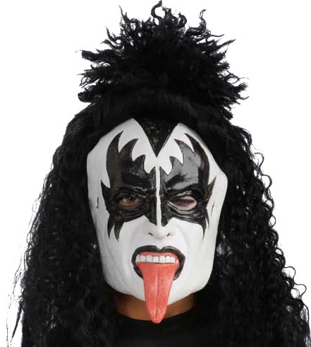 KISS-Gene-Simmons-The-Demon-Halloween-Costume-Adult-Half-Mask-Adult