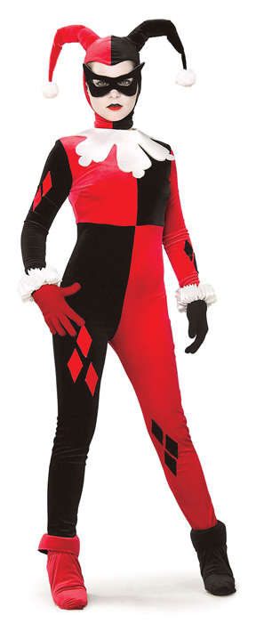 Batman Harley Quinn Adult Womens Costume eBay