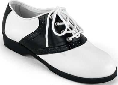 Pleaser Girls Retro Oxford Kids 50s Party Costume Saddle Shoes at Sears.com