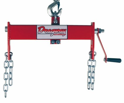 Dragway Tools 2 Ton (4000 lb) Load Leveler for  Engine Hoist Crane at Sears.com