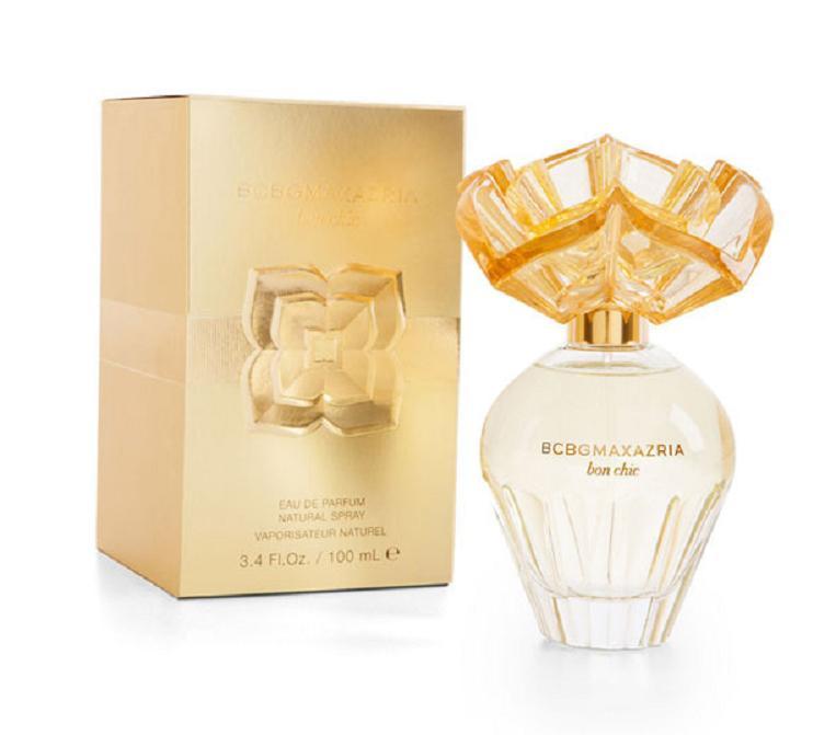 BCBG-Max-Azria-BON-CHIC-by-Max-Azria-3-4-oz-EDP-Spray-Women-039-s-Perfume-NEW-NIB