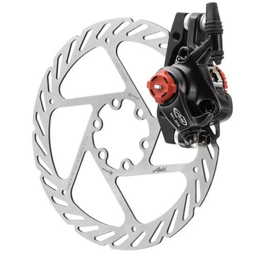 2012 Avid BB7 Disc Brake, 180mm, Front or Rear, Mtn 710845670527