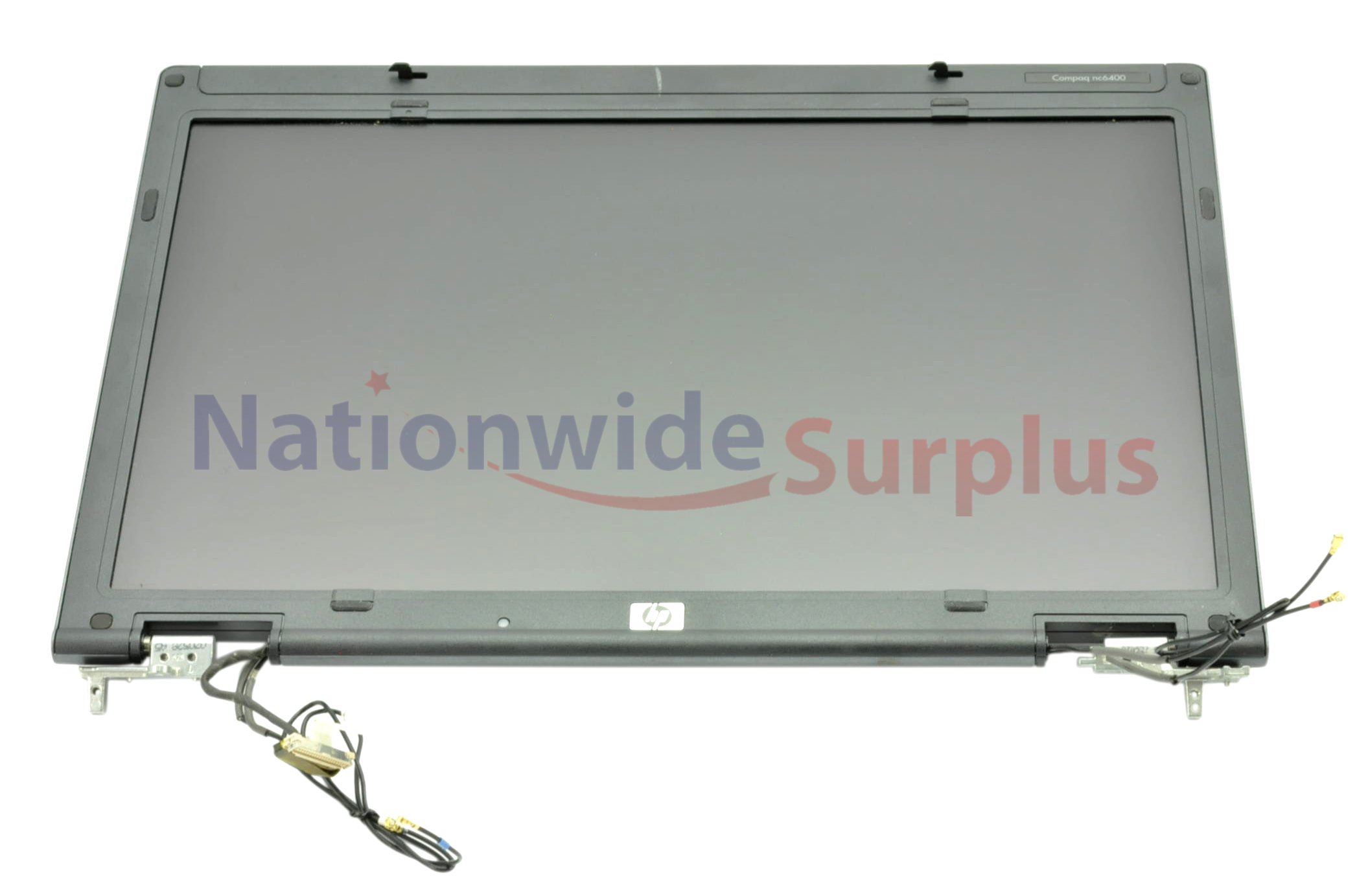 Hp Compaq Nc6400 Screen Lcd Screen Complete Assembly 14 1