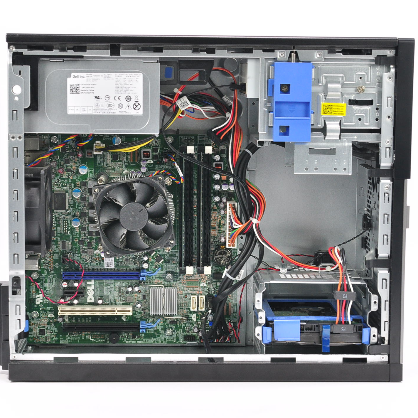 Dell Optiplex 7010 Sff 3rd Gen Quad Core I5 3550 8gb 500gb Dvdrw Windows 7 Professional Desktop Pc  puter moreover Watch further Dell Wiring Diagram For Inspiron 530 together with Dell Optiplex 755 Service Manual Free Software And Shareware in addition Watch. on dell optiplex 790 motherboard